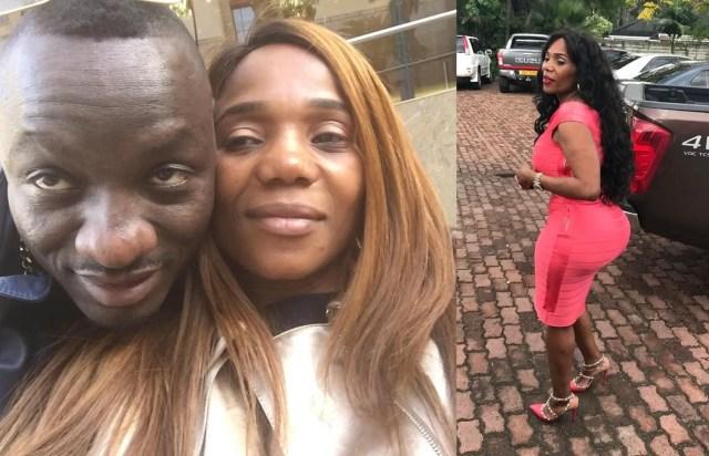Zodwa Mkandla and Ginimbi