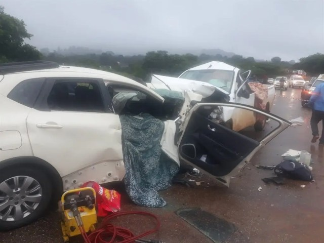 3 killed in horrific Limpopo accident