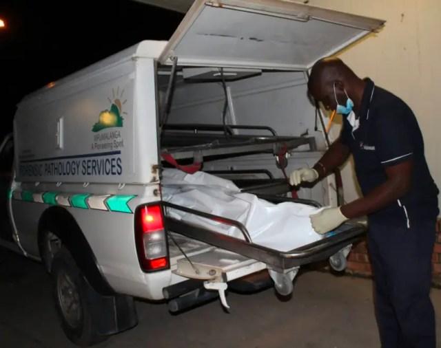 Christopher Mkhombo beaten to death