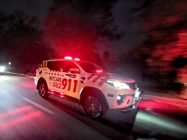 Driver shot in alleged hijacking