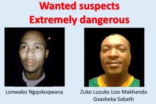 Lonwabo Ngqokowana and Zuko Luzuko Lizo Makhanda Gxasheka Sabatha