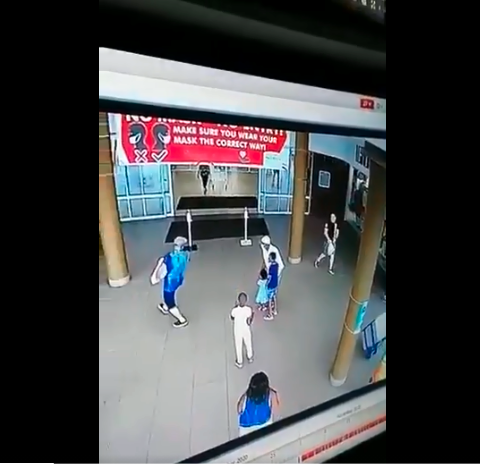 Man gets robbed while depositing cash at Waterfall Mall