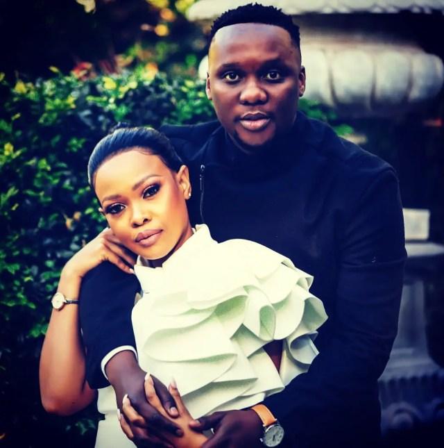 Mo Flava and Mbali Cele