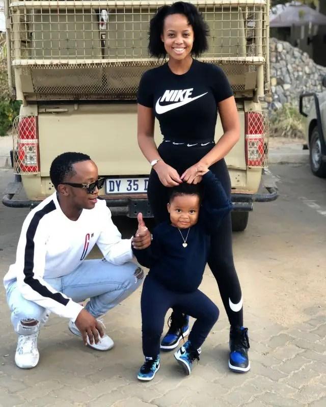 Ntando Duma and Junior DeRocka