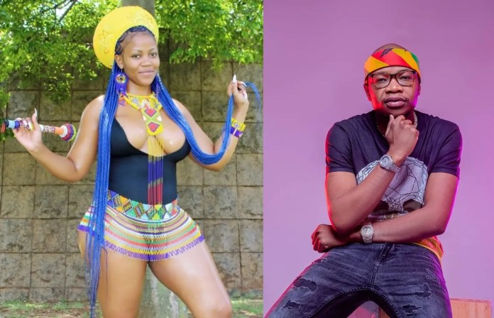 Leaked WhatsApp chats: Heated argument between Master KG and Queen Lolly over s.e.x