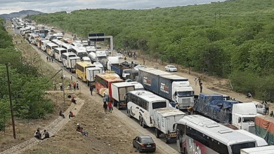 Serious chaos at Beitbridge as traffic gets worse