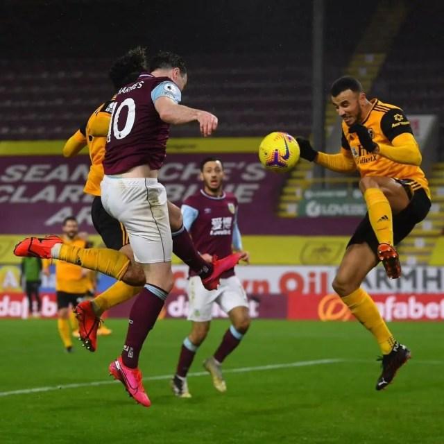 Wolves Burnley