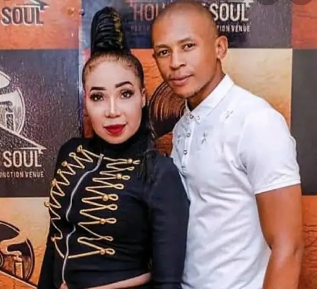Mshoza's husband Prince
