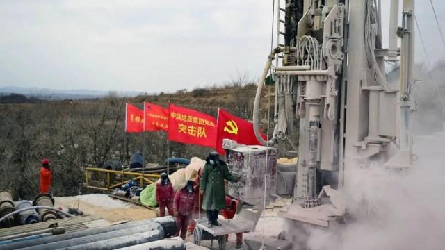 China mine survivors