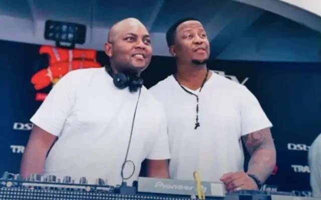 DJ Fresh and DJ Euphonik
