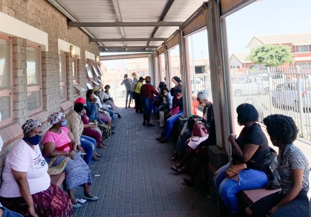 Sassa grant beneficiaries