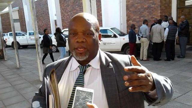 Themba Kojana has died