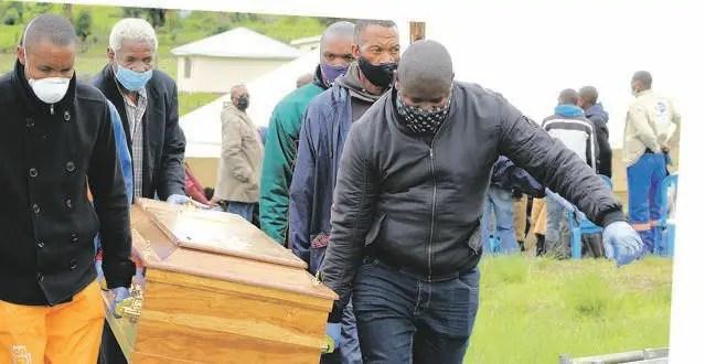 Zininzi Mthethandaba buried