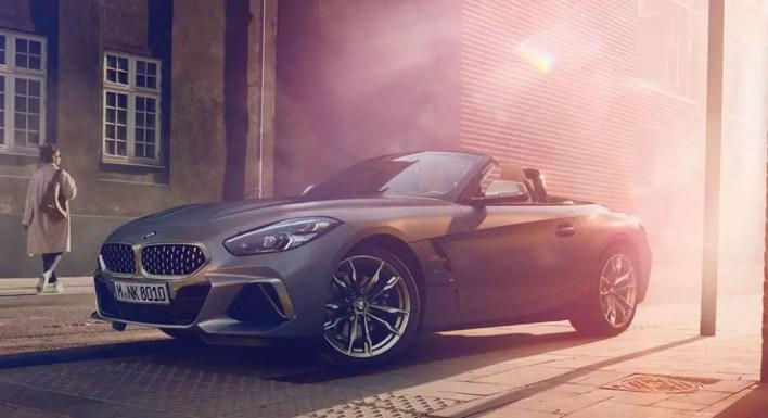 BMW Z4 sDrive 20i Sport Line