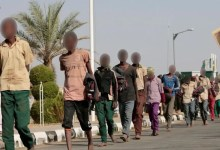 Hundreds of schoolboys kidnapped