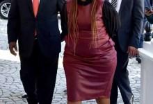 Khusela Diko and Ramaphosa