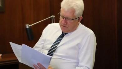 Premier Alan Winde