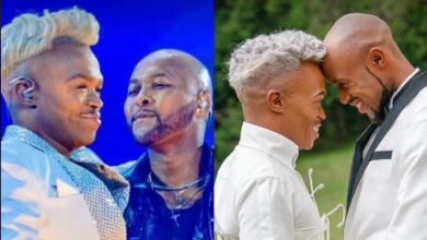 Mohale and Somizi