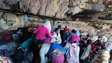 Worshippers arrested after being caught hosting secret church services in a cave