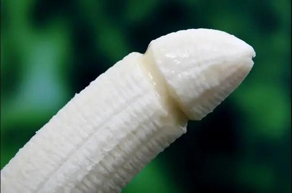 banana penis