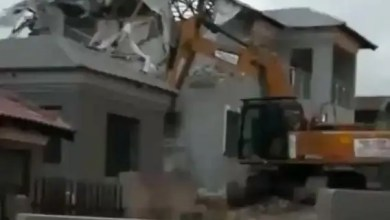 Businessman demolished girlfriend R7 million house