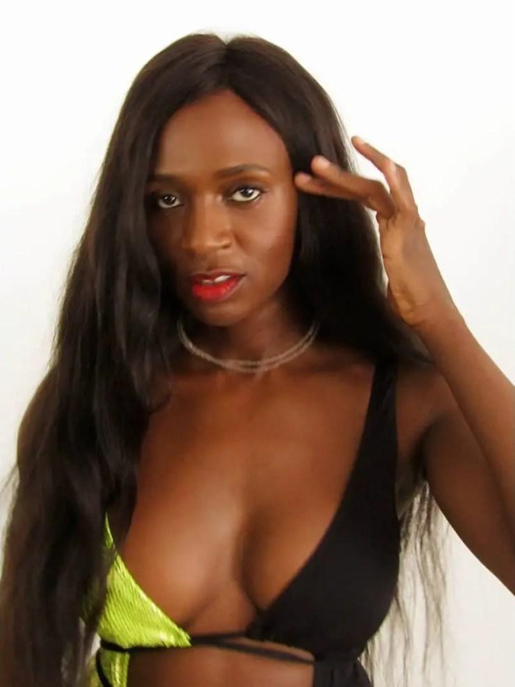 Celia Kunutu (Shoki Mmola)