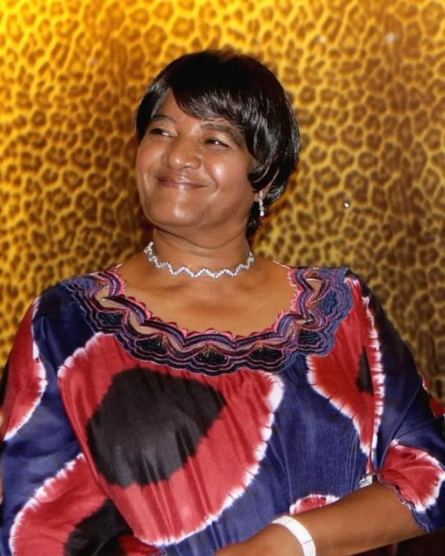 Connie Ferguson mother