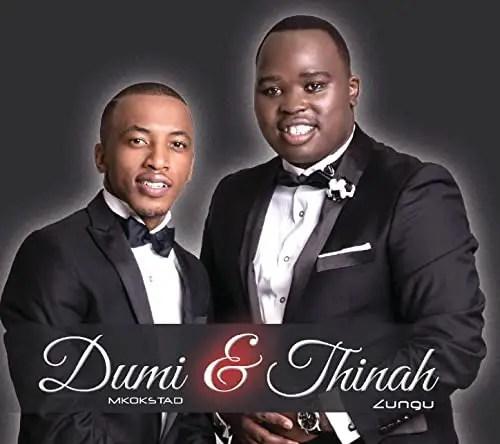 Dumi Mkokstad and Thinah Zungu
