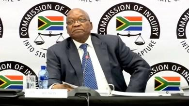 Jacob Zuma on Zondo commission