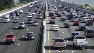 N3 highway traffic