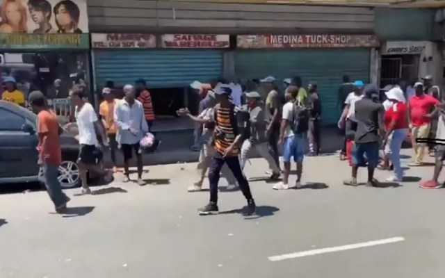 SAHRC condemns ongoing attacks on foreign nationals in Durban CBD