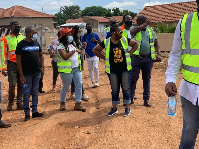 Soshanguve residents to get new roads and stormwater drains