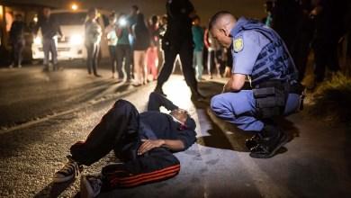Cape gang violence