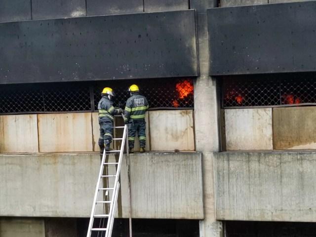 Charlotte Maxeke Academic Hospital fire