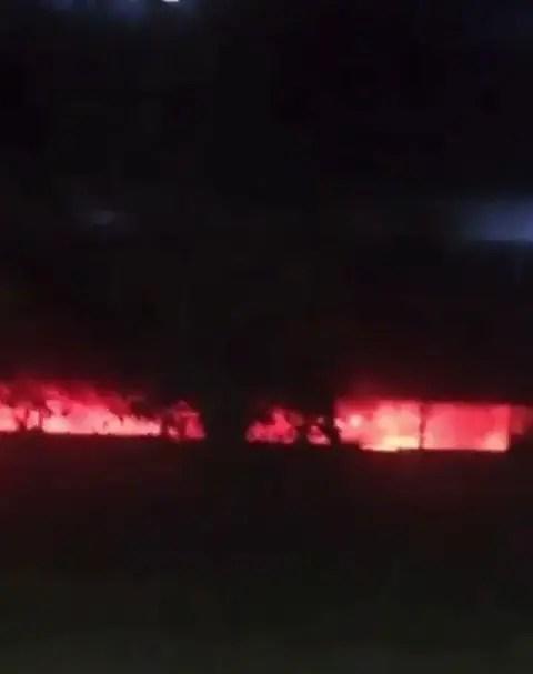 Charlotte Maxeke hospital fire