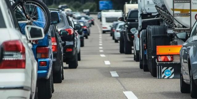 #EasterWeekend traffic