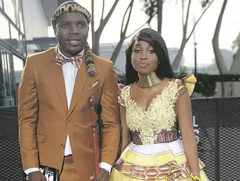 Floda Mthimkhulu and Ngizwe Mchunu