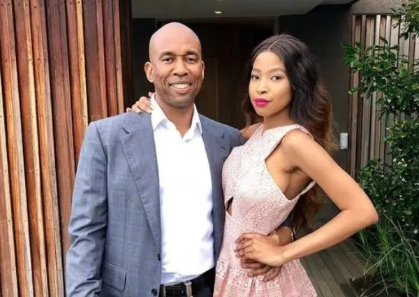 Nelli Anele and Moses Tembe