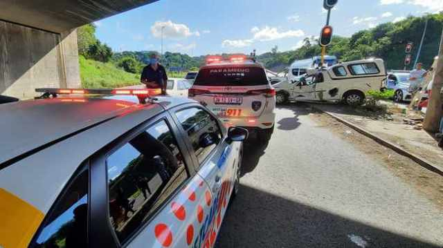 One person killed and one injured in Durban crash
