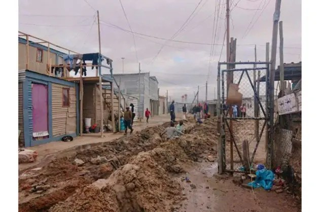 Residents build their own sewage system in Dunoon