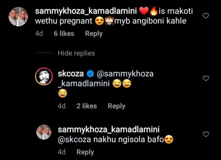 The Queen actor SK Khoza allegedly impregnates Mandy