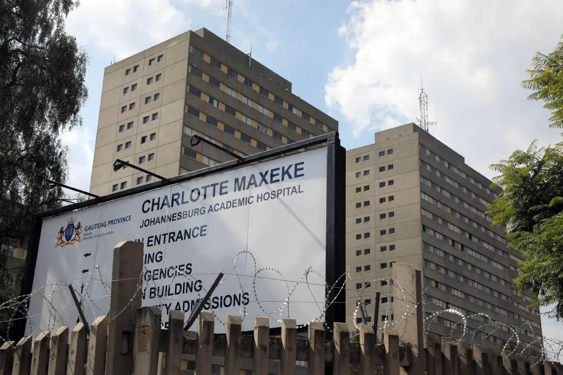 Charlotte Maxeke Academic Hospital