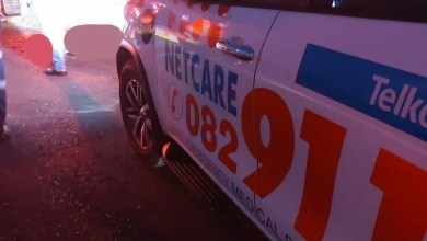 Runner killed after being struck down by taxi