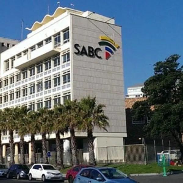 SABC buildings in Cape Town