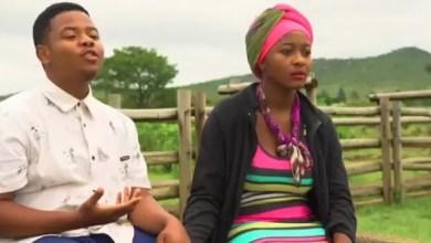 Siyacela and Thando Dlamuk