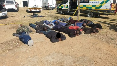 23 linked to truck hijackings arrested in Midrand