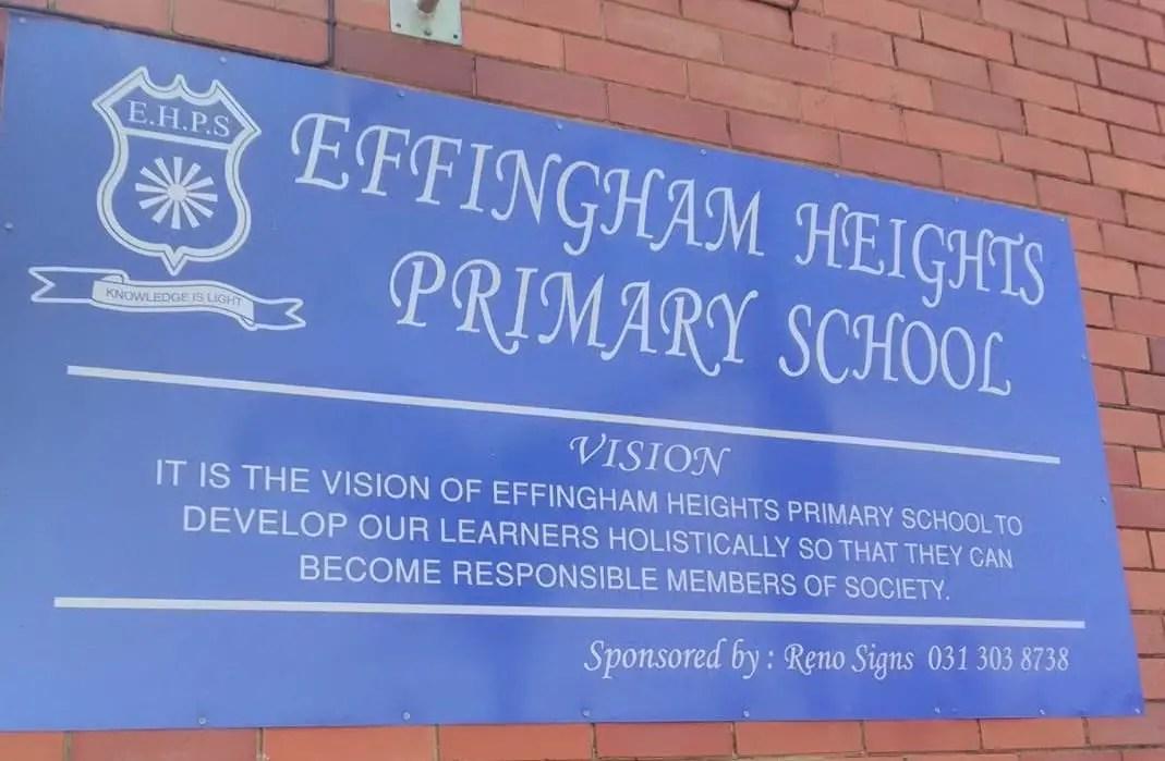 Effingham Heights Primary School