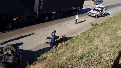 Five injured in N3 Peacevale collision
