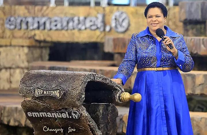 L'épouse du défunt prophète TB Joshua brise le silence sur la mort de son mari