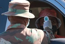 SANDF medics